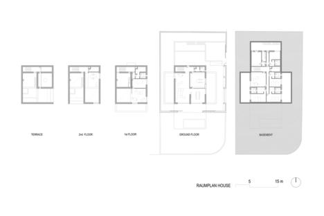 Alberto Campo Baeza und das Raumplan Haus in Madrid