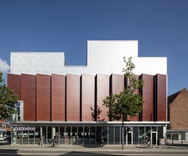 Dorte Mandrup und die SH2-Sundbyoster Hall 2 in Kopenhagen