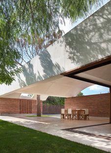Mesura und das Haus IV in der Gegend von Elche (Spanien)