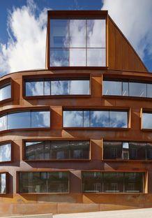 Tham & Videgård gestalten die neue Architekturschule von Stockholm