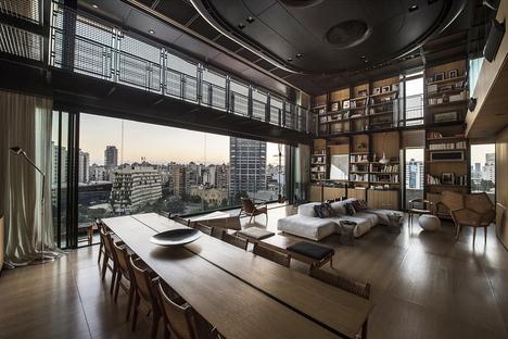 Bernard Khoury und die enigmatische NBK Residence (2) in Beirut