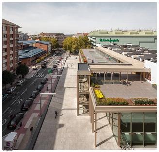 Bárcena y Zufiaur sanieren den Lebensmittelmarkt von Vitoria