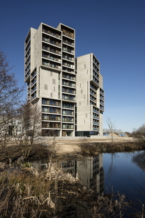 CF Moller: Studentenwohnheim, University of Southern Denmark
