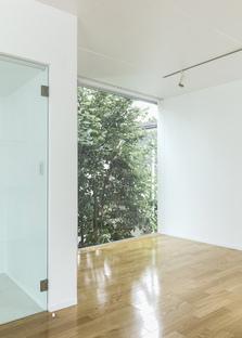 Chiba Manabu: Sugar Housing in einer Kunstgalerie in Tokio