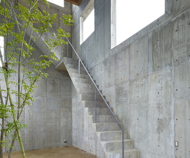 Haus in Yagi von Suppose Design Office und Ohno Hirohumi