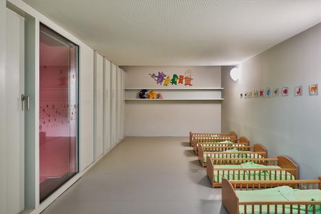 Dominique Coulon und der Kindergarten von Buhl im Elsass