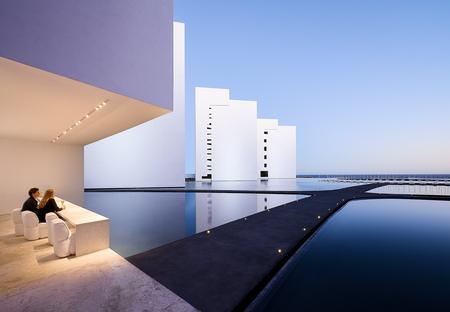 Miguel Ángel Aragonés: Mar Adentro Hotel and Residences in Mexiko