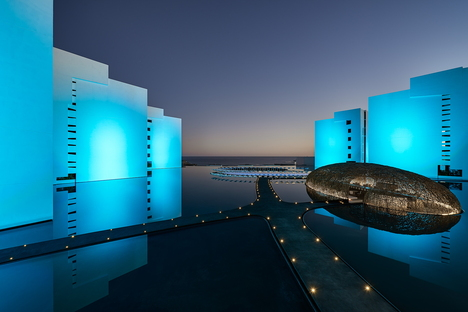Miguel Ángel Aragonés: Mar Adentro Hotel and Residences in Mexiko
