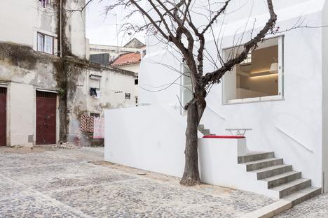 José Adrião: Casa da Severa (Fado-Haus) in Lissabon