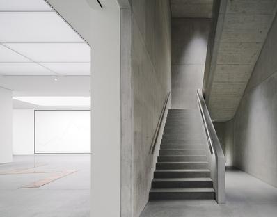 Barozzi/Veiga Erweiterung des Bündner Kunstmuseums in Chur