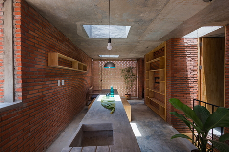 LT House von Tropical Space in Vietnam