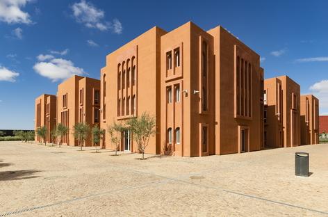 Ricardo Bofill und die Université Mohammed VI Polytechnique