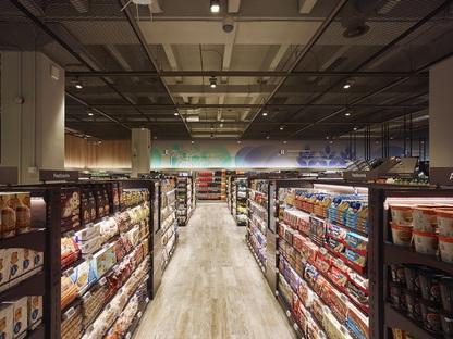Area 17 INRES Carlo Ratti: Supermarkt der Zukunft Bicocca Milano