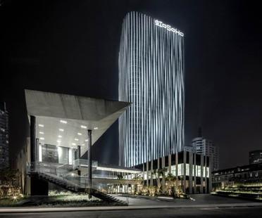 Kengo Kuma: Neue Büros Hongkou Soho in Shanghai