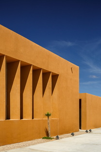 Laayoune Technology School von El Kabbaj - Kettani - Siana Architects