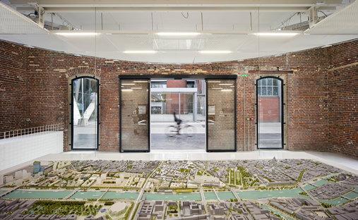 DATA architects saniert das Direktorenhaus für Semapa