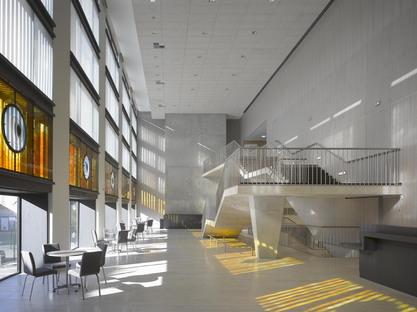 Linazasoro Sanchez: Verwaltungs- und Kongresszentrum Troyes