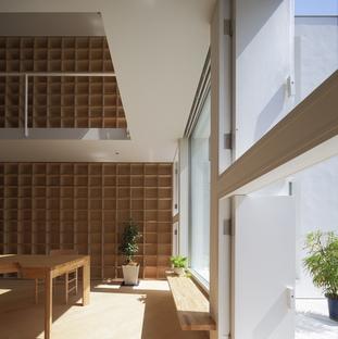 Takuro Yamamoto Architects: Haus mit 30.000 Büchern in Tokio
