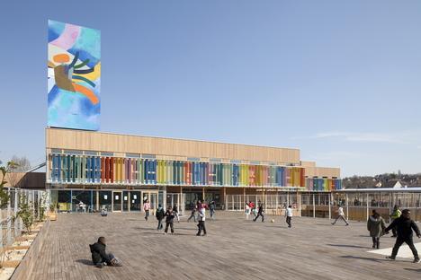 r2k architectes: Groupe scolaire Pasteur in Limeil-Brévannes