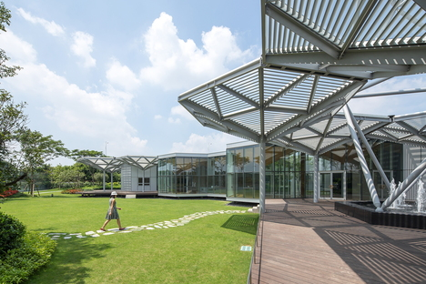 OPEN Architecture: Prototyp des Systems HEX-SYS in Guangzhou China