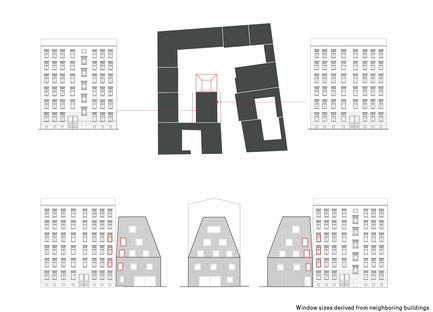 Barkow Leibinger: Wohnhaus Prenzlauer Berg Berlin
