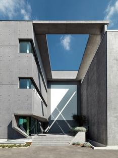 Studio DC10: Neue Büros im ehemaligen Lager von SICA in Uboldo, Varese