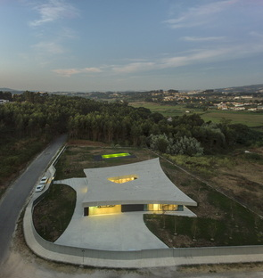 Casa Cabo de Vila di Spaceworkers in Paredes, Portugal