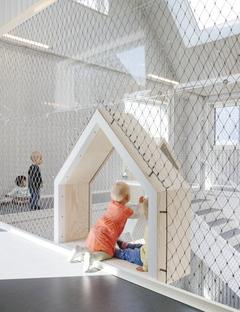 COBE: Frederiksvej, ein Kindergarten, wie ihn Kinder wollen