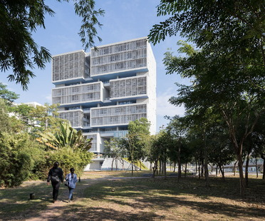 Open Architecture: Tsinghua Ocean Center Shenzhen, China