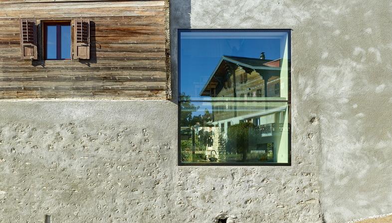 Haus Reynard Rossi-Udry von Savioz Fabrizzi architectes in Ormône