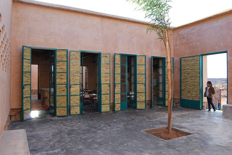 BC Architects: Kindergarten von Ouled Merzoug, Marokko