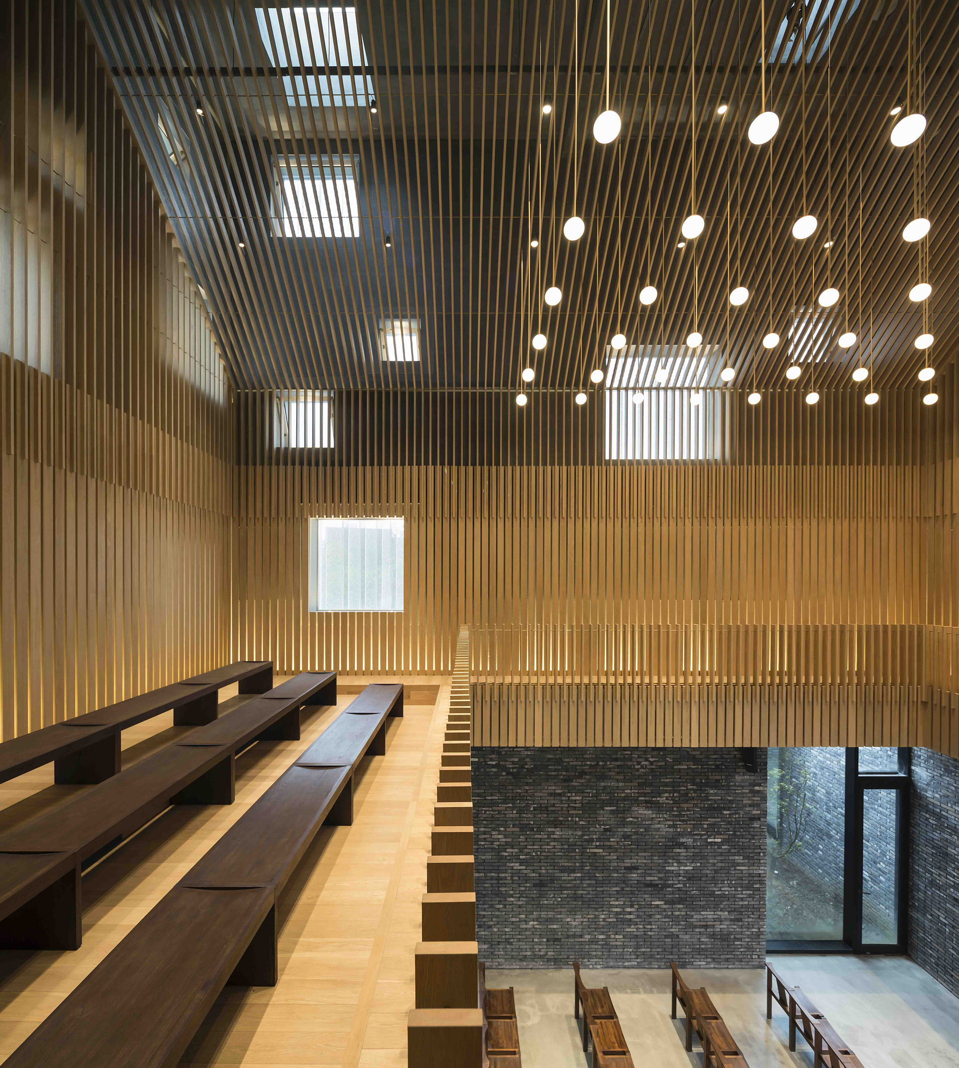 Neri&Hu und die Suzhou Chapel