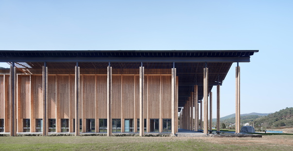 AZL Architects: Shitang Village Internet Conference Center, China