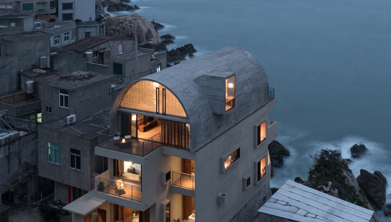 Vector Architects: Renovierung des Captain's House