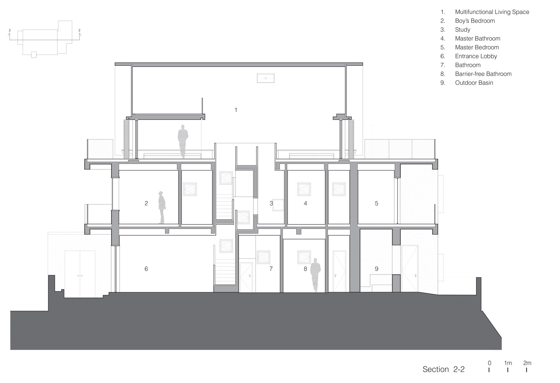 Vector Architects: Renovierung des Captain's House