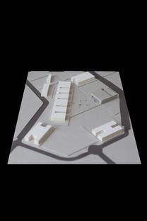 Alberto Campo Baeza: Multisport Pavillon UFV in Madrid