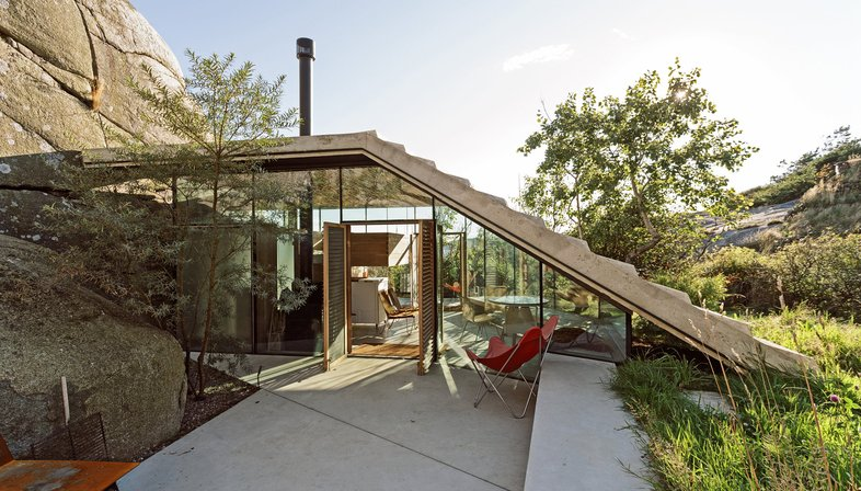 Lund Hagem Architects: Cabin Knapphullet nei fiordi norvegesi