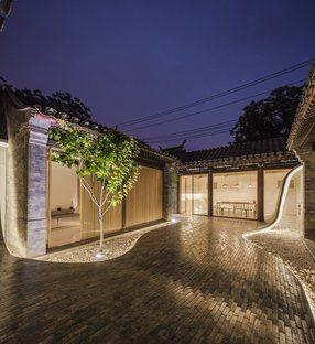 Archstudio: Renovierung einer Siheyuan in Dashilar, Peking