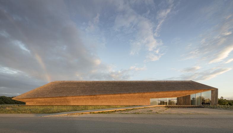 Dorte Mandrup und das Wadden Sea Centre, Dänemark