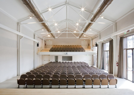 Ellevuelle Architetti: Sanierung des Filandone in Modigliana