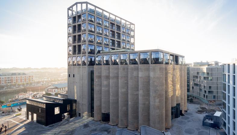 Heatherwick Studio: Zeitz MOCAA-Museum of Contemporary Art Africa
