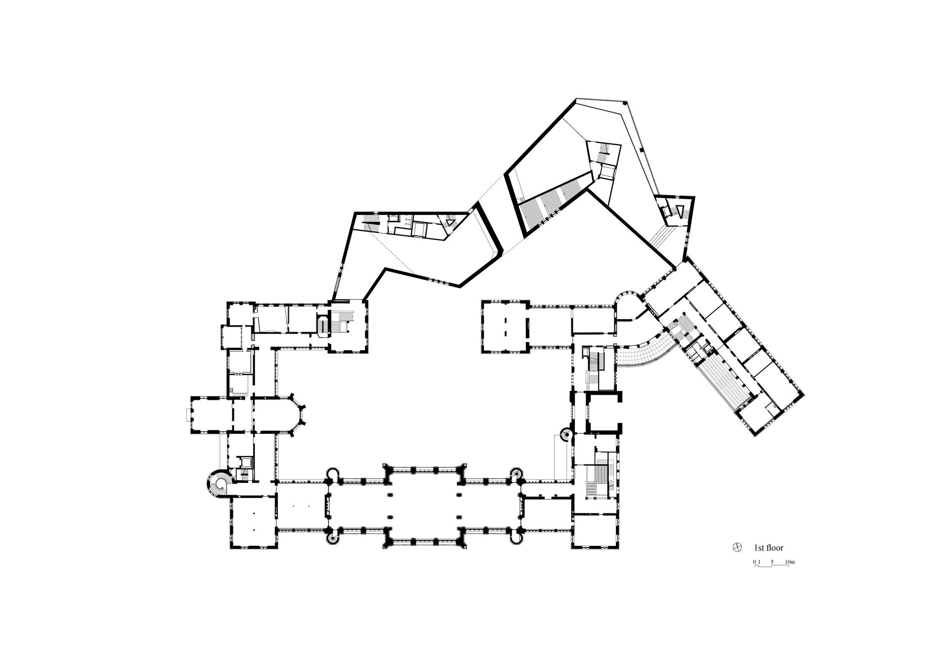 Christ & Gantenbein: Erweiterung des Landesmuseums in Zürich