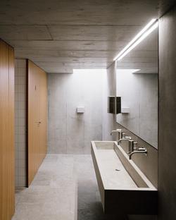 Garrigues Maurer: Neues Krematorium für den Friedhof von Hörnli, Basel