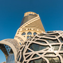South West Architecture mit FMG: Mondrian Doha in Qatar