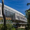 Ennead Architects: Bridge for Laboratory Sciences in Poughkeepsie