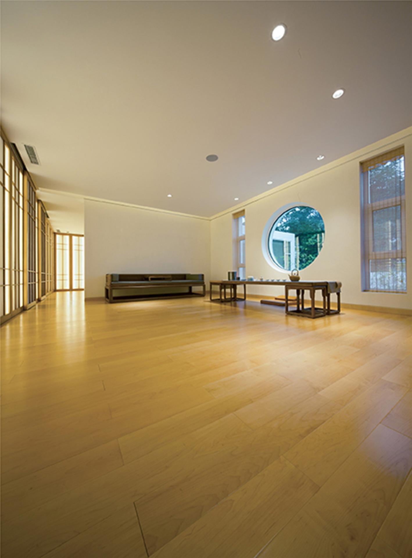 He Wei: Zen & Tea Chamber in Peking