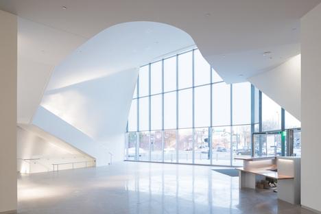 Steven Holl: Institute for Contemporary Art in Richmond