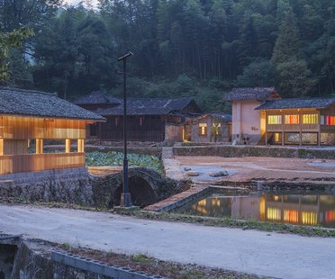 He Wei: Shangping Village Regeneration