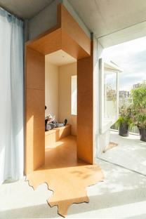 Akihisa Hirata: Tree-ness house, Haus und Kunstgalerie in Tokio