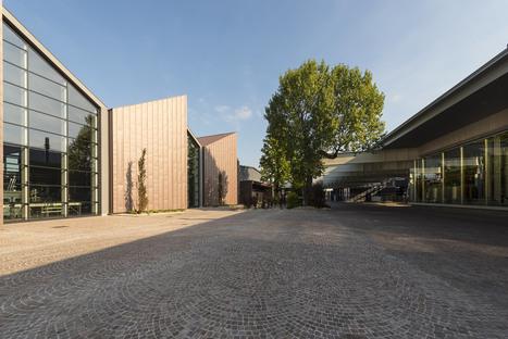 Westway Architects: Cantina Santa Margherita in Venetien